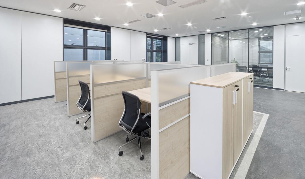 Модульные перегородки офисные