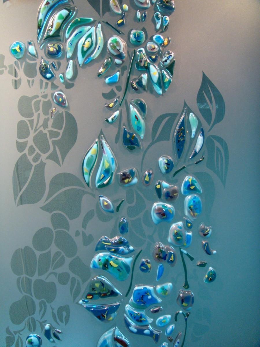 фюзинг стекла