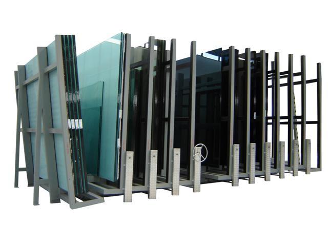 джамбо-стекло большого размера