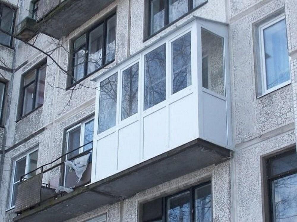 Остекление и утепление балконови лоджий