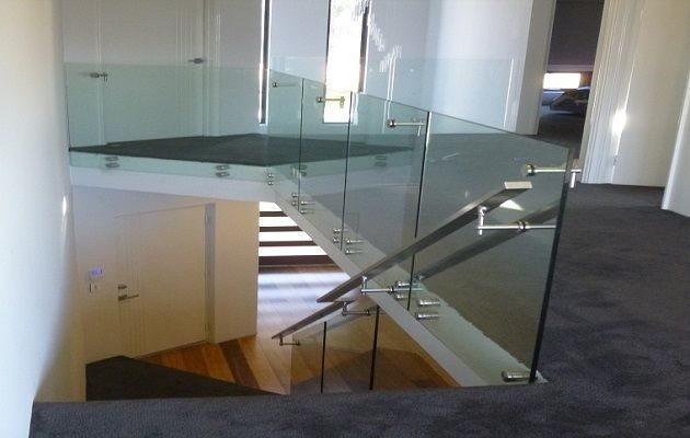 Огражденияиз стекла