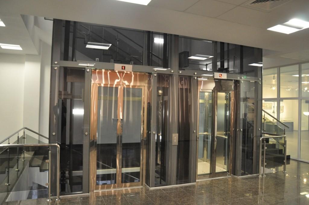 Стеклянные лифтовые шахты, стеклянные лифты