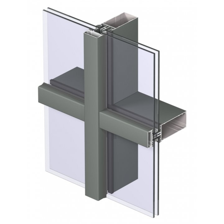 Алюминиевые витражи