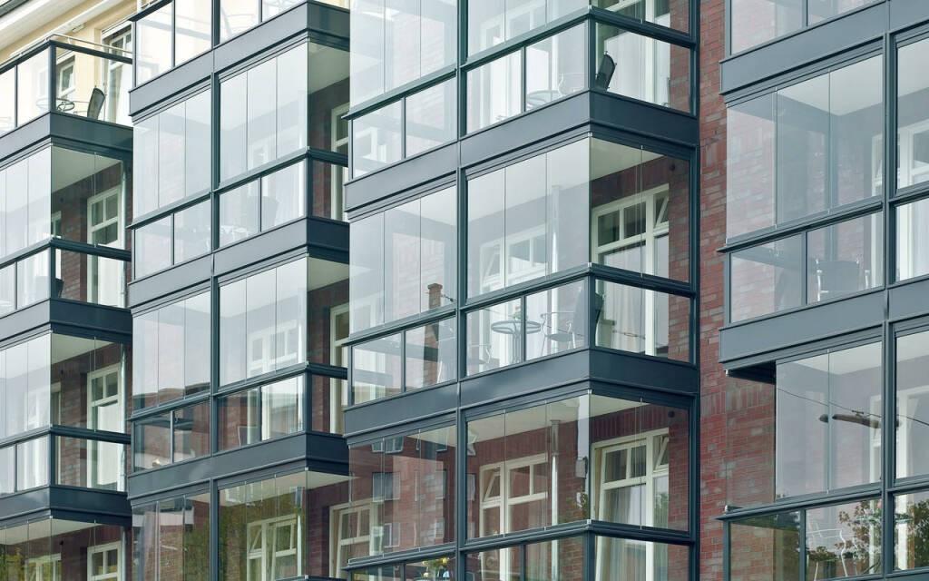 Теплое остекление жилых домов, многоквартирных домов, строящихся домов (все серии)
