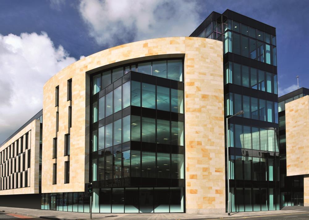 Фасадное остекление бизнес центров