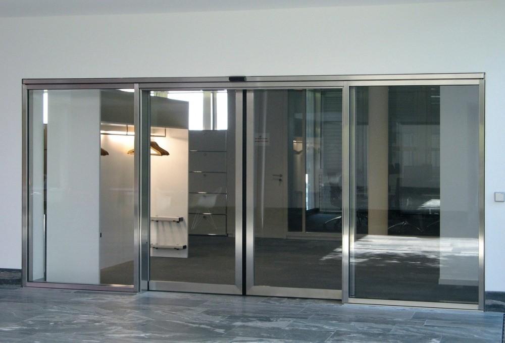 Алюминиевые дверивходные
